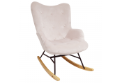 CHECK - Wing Back Rocking / Nursing Chair